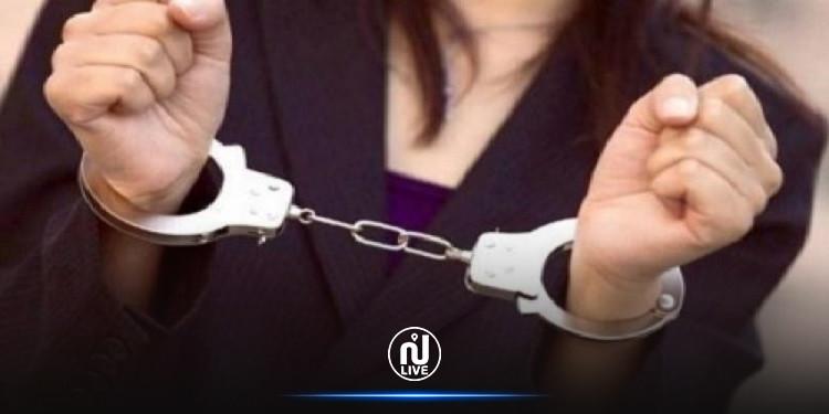 أريانة: القبض على فتاة تورّطت في سلسلة من السرقات