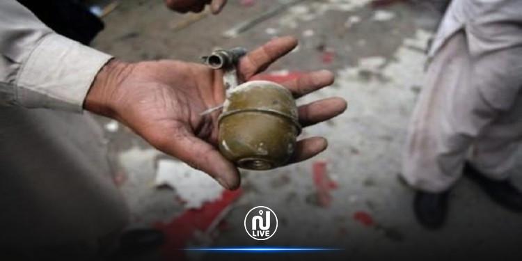 كانوا يلهون بها:  مقتل 3 أطفال بانفجار قنبلة يدوية في باكستان