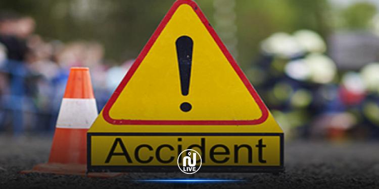 المهدية: وفاة 5 أشخاص وإصابة آخرين في حادث مرور
