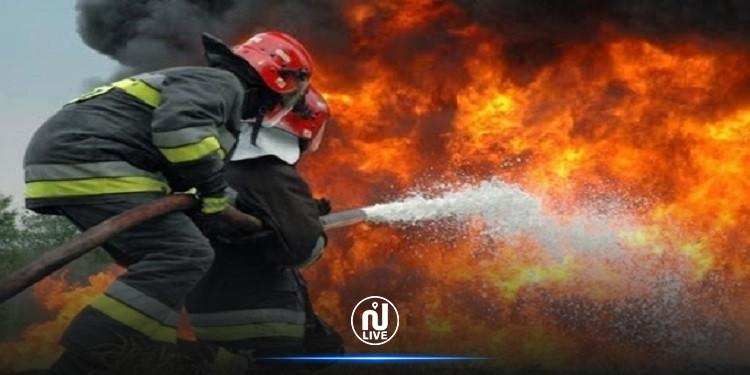 إطفاء 117 حريقا في يوم واحد