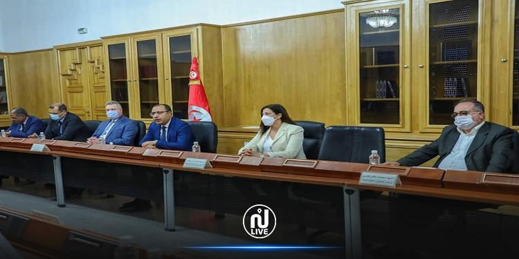 المشيشي: الحوار البنّاء يقدّم رسالة لكل التونسيين مفادها 'أنّنا قادرون على تجاوز إكراهات وتراكمات المرحلة'