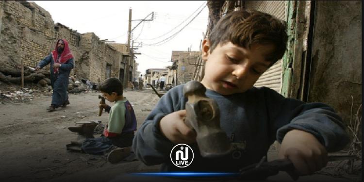 للمرة الأولى منذ عشرين عاما: ارتفاع عدد الأطفال العاملين في العالم إلى 160 مليون طفل