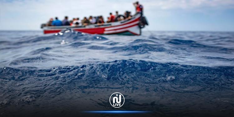 صفاقس: إنقاذ 25 مجتازا تعرّض مركبهم لتسرب المياه في عرض البحر