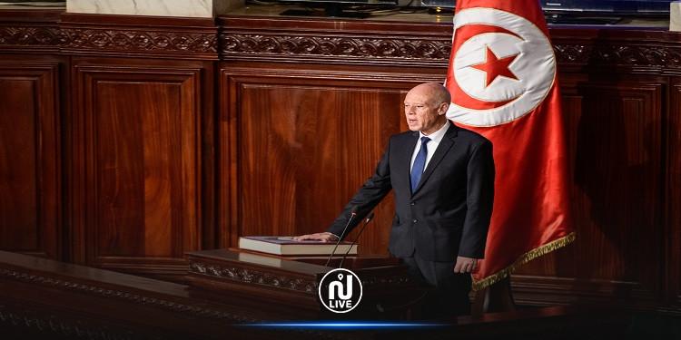 خالد شوكات: ''قيس سعيّد يقوم بأي شيء إلّا أن يكون رئيس جمهورية''
