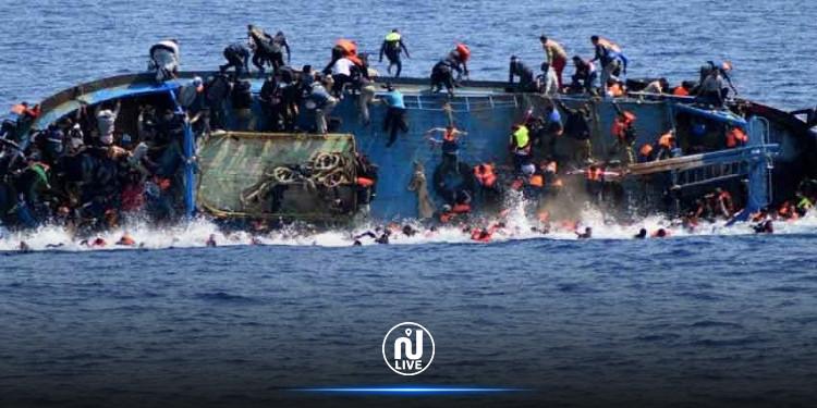 جرجيس: غرق مركب خشبي يُقلّ حوالي 95 مهاجرا غير نظامي قدموا من ليبيا