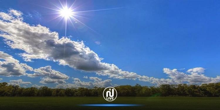 طقس اليوم: درجات الحرارة في مستويات مقبولة