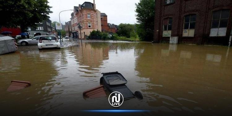 6 قتلى و60 مفقودا جراء فيضانات في ألمانيا