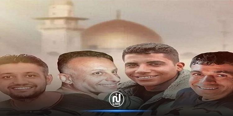 اتهام الأسرى المعاد اعتقالهم بالتخطيط لعملية إرهابية والانتماء لتنظيم إرهابي