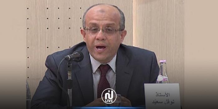 نوفل سعيّد :إستمرار الإجراءات الاستثنائية لا يعني ضرورة تعليق الدستور