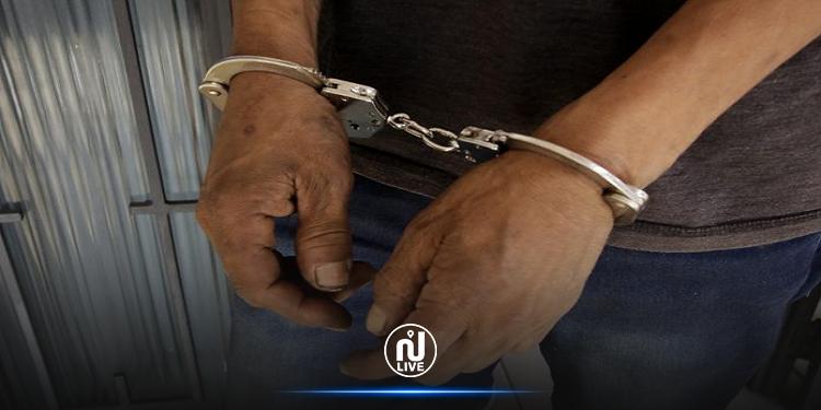 القبض على المعتدي على دورية حرس ديواني بسيدي بوزيد