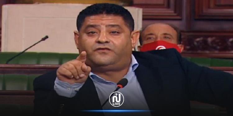 وليد جلّاد لرئيس الجمهورية: ''يزينا من أنك إنت ملائكة ونحنا الكل فساد''