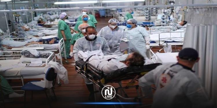 وفيات كورونا حول العالم تقترب من الـ 5 ملايين