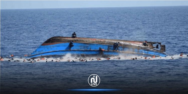غرق مركب حرقة في سواحل الشابة: 20 مفقودا والأبحاث متواصلة