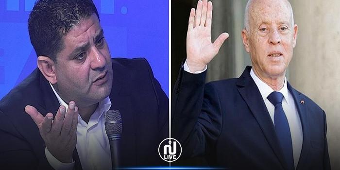 وليد جلاد:  كل تصريحات رئيس الجمهورية حول ملفات الفساد تمثل وهما
