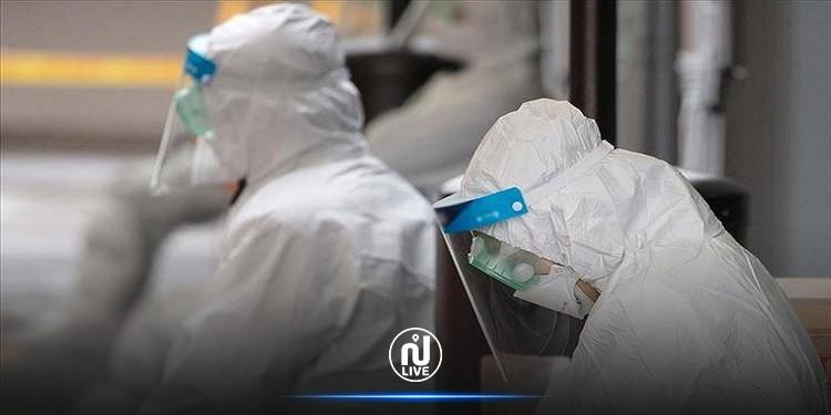 03 وفيات و 133 إصابة جديدة بفيروس كورونا في تونس