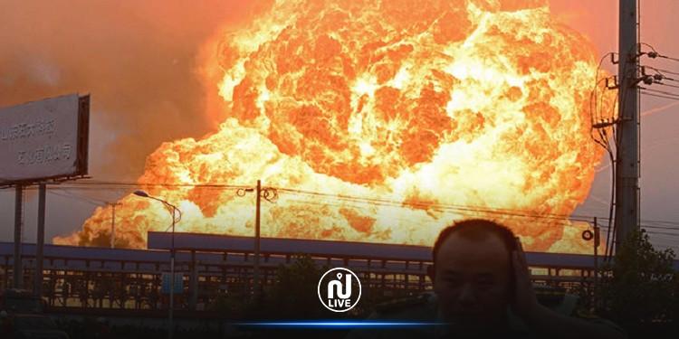 مقتل 4 أشخاص في انفجار مصنع كيماويات في الصين