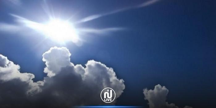 اليوم: طقس قليل السحب مع ارتفاع درجات الحرارة