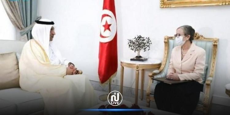 السفير السعودي:  المملكة حريصة على دعم تونس لاستكمال مشاريع مستشفى الملك سلمان بالقيروان وتهيئة جامع عقبة وبرامج أخرى