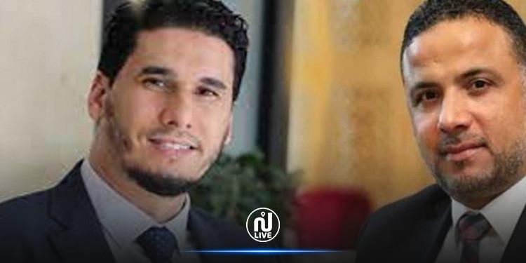 عبد اللطيف العلوي لمخلوف ونضال سعودي وعامر عياد: ''أدام اللّه عليكم مَوَالِدُ الحرّيّه''