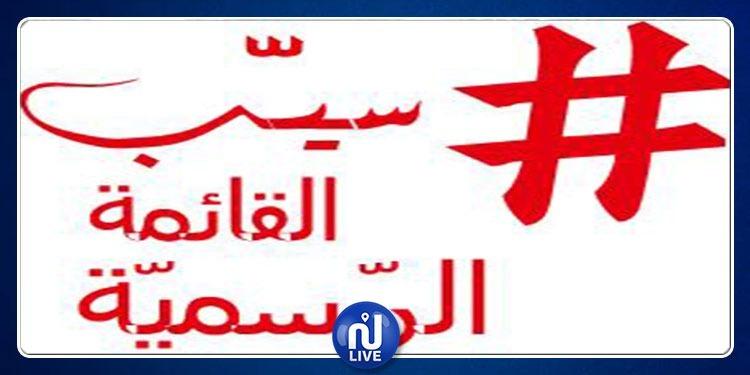 ممثلون عن شهداء وجرحى الثورة يطلقون حملة ''سيب القائمة الرسمية''