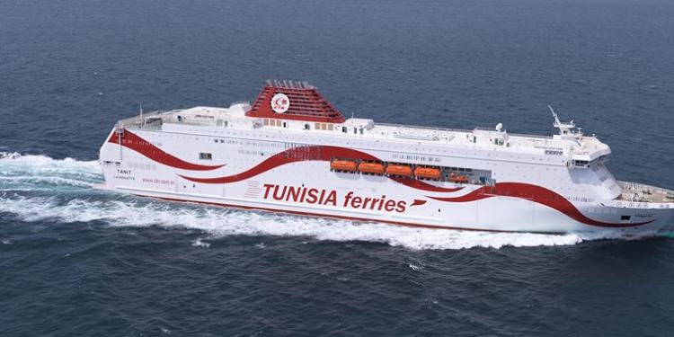 Confirmation de la traversée du Tanit à destination de Marseille
