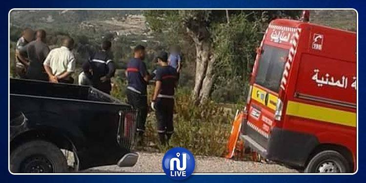 جندوبة: انتحار شيخ من أعلى جسر وادي مجردة