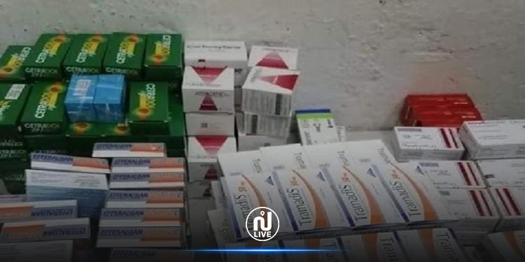 الحرس الوطني يحبط محاولة تهريب أدوية بحرا الى ليبيا