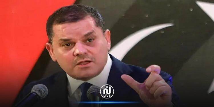 رئيس وزراء ليبيا المؤقت يقترح تشكيل حكومة وحدة كبيرة