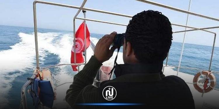 نابل: القبض على 13 شخص من أجل اجتياز الحدود البحرية خلسة