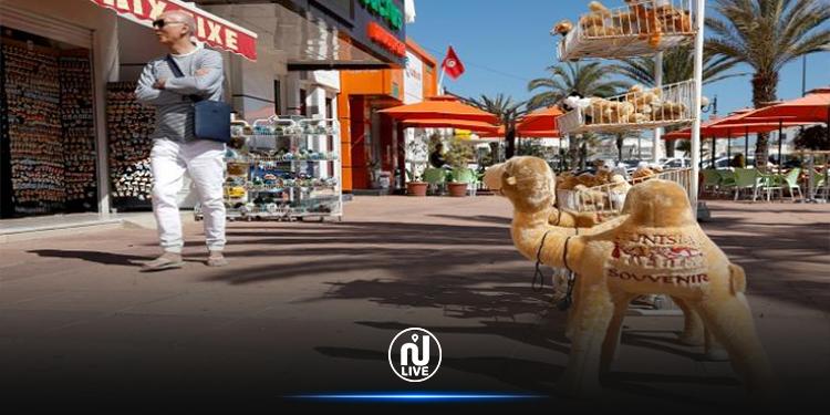 تقلص العائدات السياحية المجمّعة ب ب59%