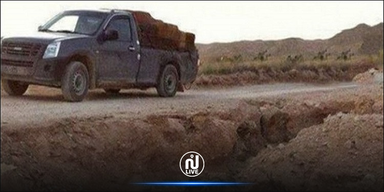 مدنين : حجز سيارة محملة ببضاعة مهربة