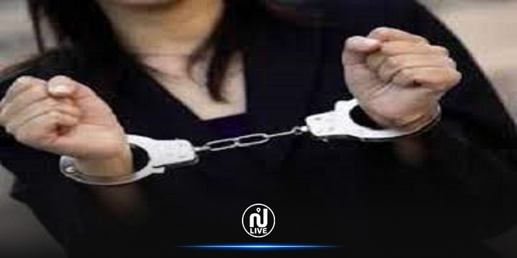 صفاقس: ايقاف امرأة محلّ 21 منشور تفتيش