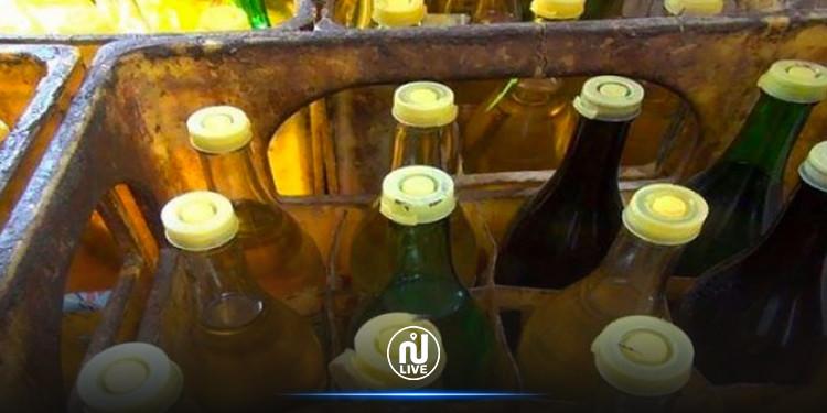 المواد المدعمة: حجز 62 طنا من الفرينة و1650 لترا من الزيت ببنزرت