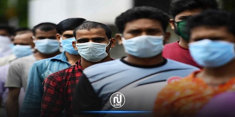 الهند: تحسّن طفيف في الوضع الوبائي