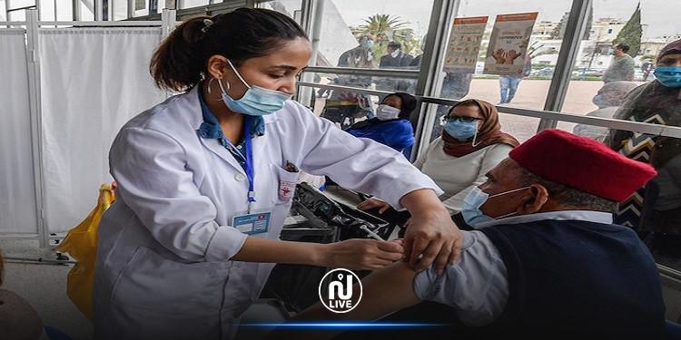 وزارة الصحة: 37394 شخصا يتلقون التطعيم ضد كورونا بتاريخ 11 جوان الجاري