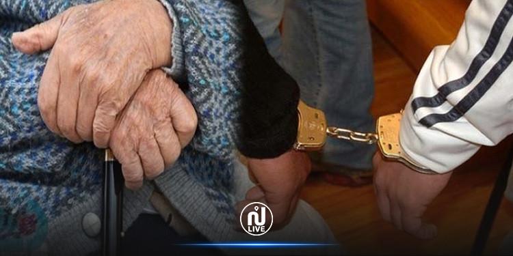 قرمبالية: القبض على شاب قام بمواقعة عجوز ومفاحشتها غصبا