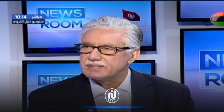 حمة الهمامي : ''برنامج قيس سعيد رئيس مستبد وشعب قطيع''