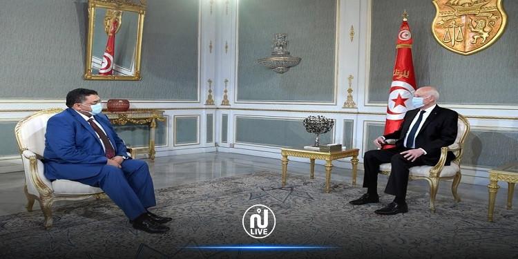 سعيد : رئيس الدولة لا يوزّع صكوك الوطنية ولا ينزعها عن أحد