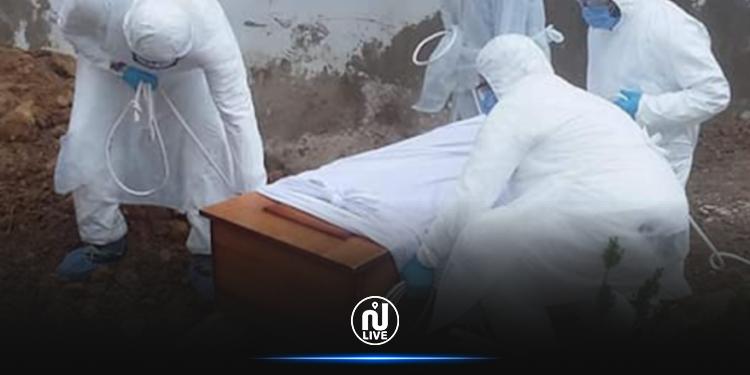 تونس : 183 حالة وفاة جديدة بكورونا