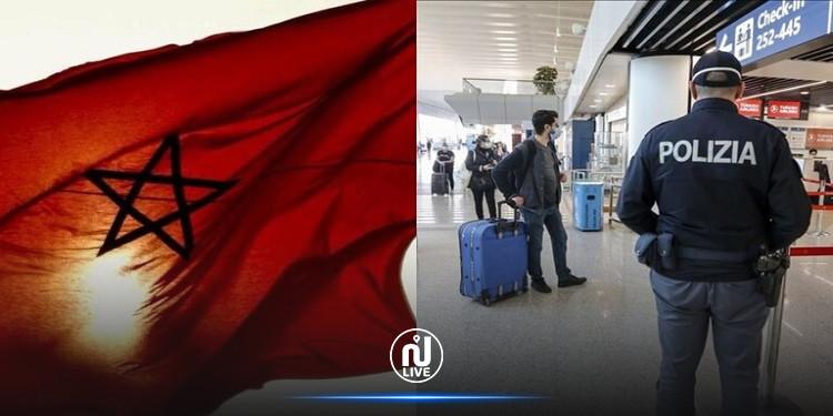 ثلاثة لاعبين من منتخب المغرب يهربون فور وصولهم إلى إيطاليا