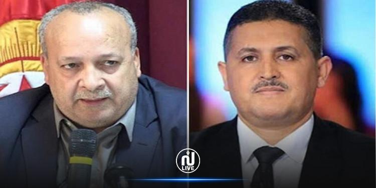 بسبب تدوينة ...عماد الدايمي يقاضي سامي الطاهري