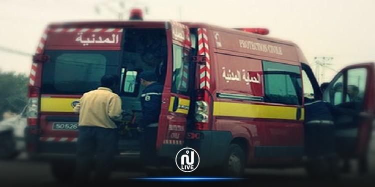 بنزرت: الحماية المدنية تتمكن من توليد امرأة داخل سيارة إسعاف
