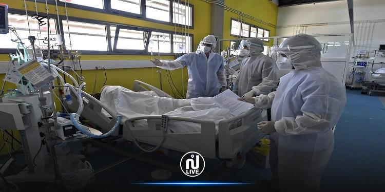 تراجع عدد المقيمين في الإنعاش تحت التنفس الإصطناعي إلى 176 مصابا