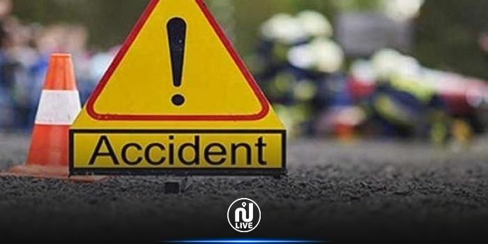 نابل : إصابة عوني حرس في حادث مرور ببني خيار
