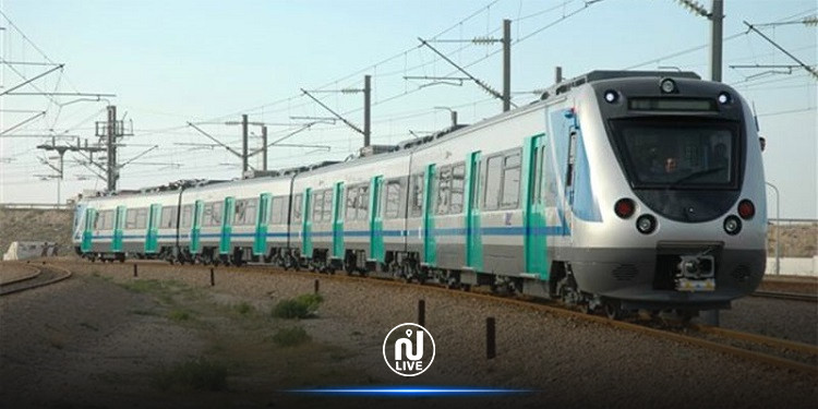 بسبب الامطار...شركة السكك الحديدية تحذف عددا من سفراتها