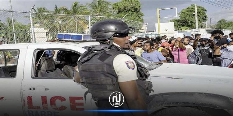 اختطاف 16 أمريكيا في هايتي
