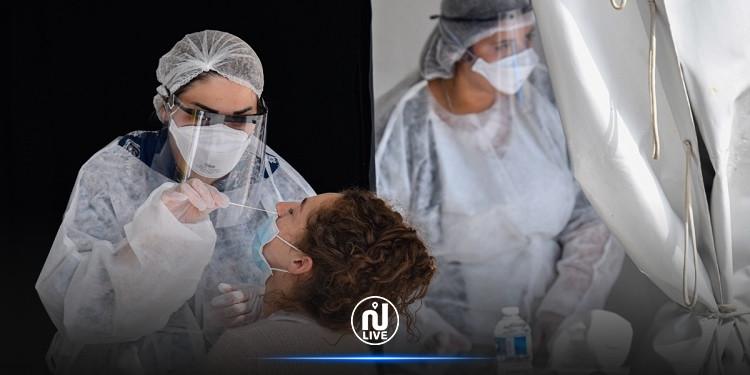 كورونا : حالتا وفاة و100 إصابة جديدة في تونس