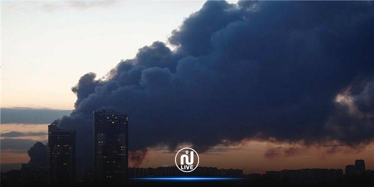 روسيا: قتلى وجرحى في انفجار مصنع لانتاج البارود