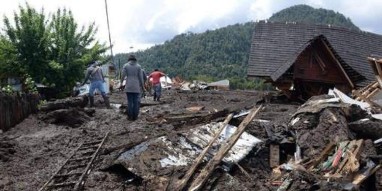 Chili : 11 morts et 15 disparus à la suite de fortes pluies