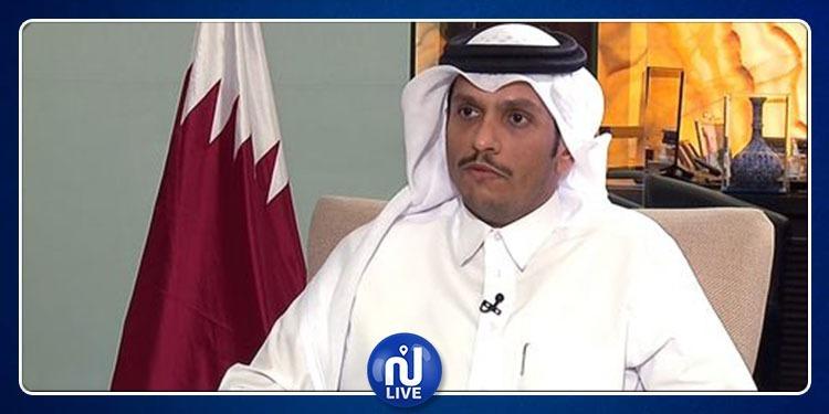 وزير الخارجية القطري يتحدّث عن تونس والقمة العربية
